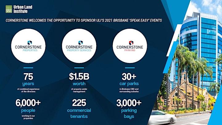 ULI Brisbane Speakeasy: The Brisbane Olympics – more than games image