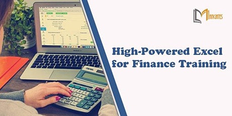 High-Powered Excel for Finance 1 Day Training in Napier tickets