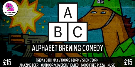 Alphabet Brewing Comedy tickets