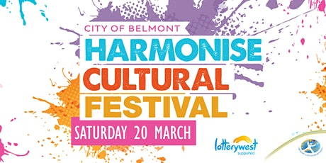 Harmonise Cultural Festival tickets