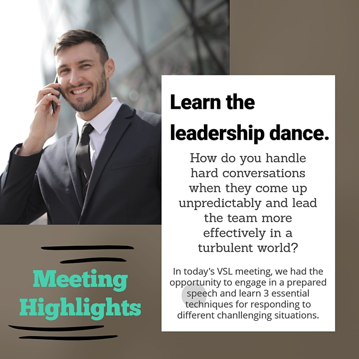 Vancouver Speakers and Leaders Toastmaster Zoom Meeting image