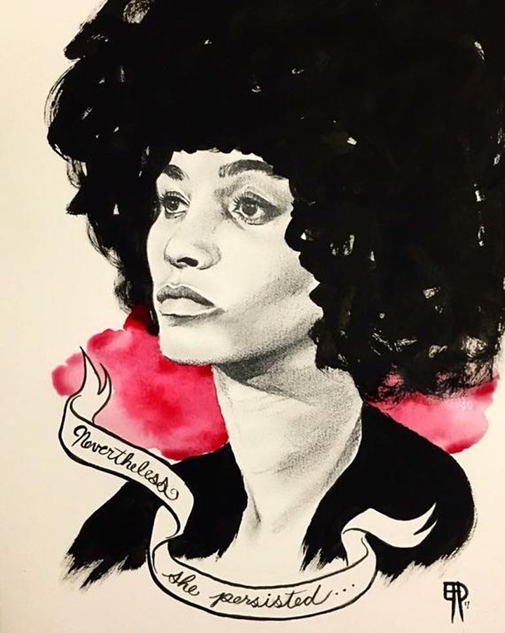 Legendary Woman Paint Night image