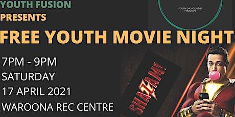 Youth Movie Night tickets