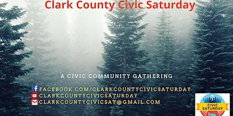 Clark County Civic Saturday tickets