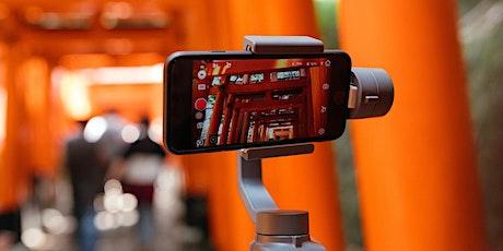 """WebSession: """"Videoproduktion mit dem Smartphone"""" Tickets"""