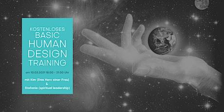 Basic Human Design Training Tickets