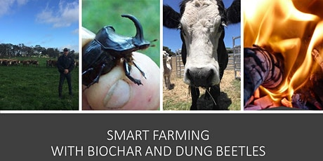 SMART FARMIG WITH BIOCHAR AND DUNG BEETLES tickets