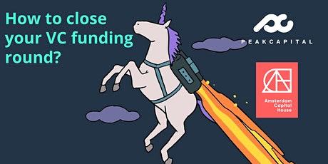 ACH21: How to close your VC funding round tickets