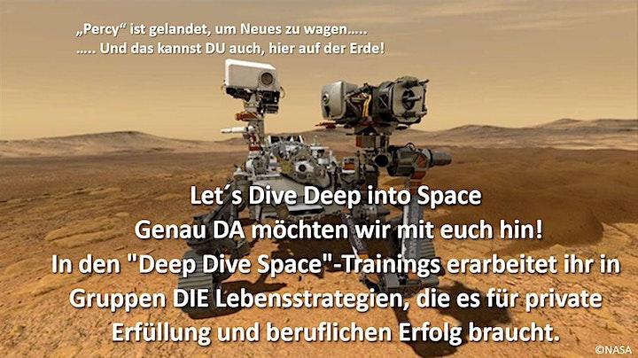 Deep Dive Space - 8 galaktische Karriere-Hacks mit Linda Bosse: Bild