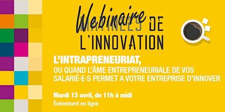 Et si l'âme entrepreneuriale de vos salarié·e·s vous permettait d'innover ? billets