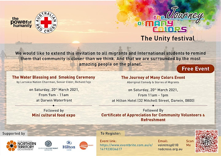 The Unity Festival - The Journey of Many Colors image