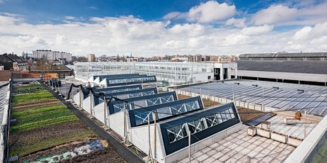 Weekly visit of BIGH - Brussels Aquaponic Farm tickets