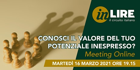 Meeting Online in-Lire | 16.03.2021 biglietti