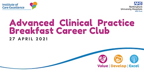 Advanced Clinical Practice Breakfast Career Club tickets