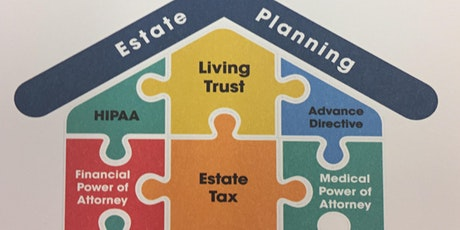 Estate Planning, Trust and Will FREE Webinar tickets