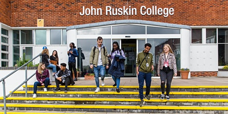 John Ruskin College // Open Event // Tuesday 23 March tickets