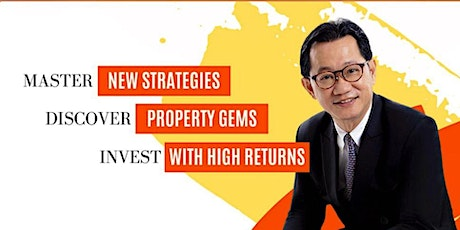 How To Get Started in Property Investing - LIVE Event with Dr Patrick Liew tickets