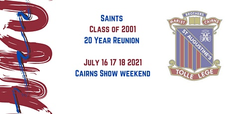 Saint Augustine's Class of 2001 20 Year Reunion tickets