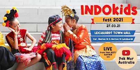 IndoKids Fest 2021 tickets