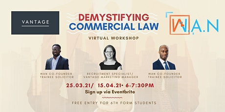 Demystifying Commercial Law tickets