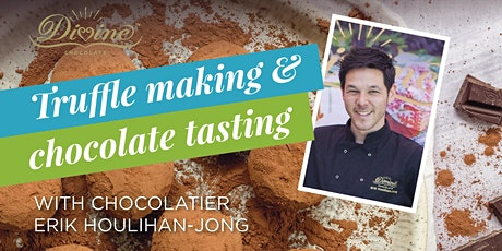Love Lunch - Live Chocolate Truffle Making & Chocolate Tasting tickets