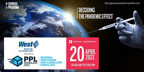 PPL Conclave 2021 ~ Decoding The Pandemic Effect tickets
