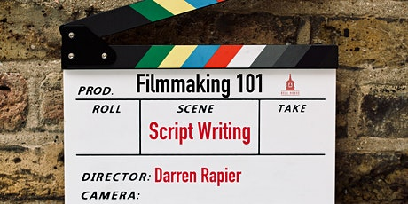 Filmmaking 101: Screenwriting tickets