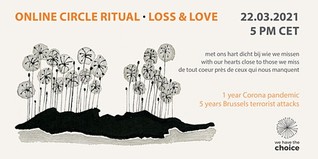 Online Circle Ritual • Loss & Love tickets