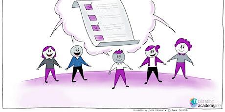 Online Facilitation - Vertiefungsmodul: Online Facilitation Skills, 2021/2 Tickets