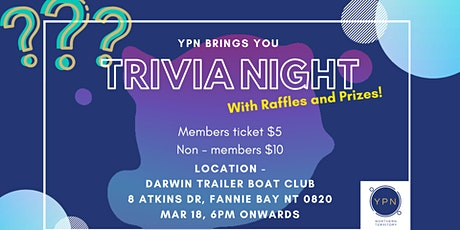 YPN Trivia Night tickets