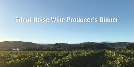 Silent Noise Wine Producer's Dinner at Bonsai Bar tickets