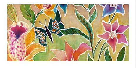 Batik Painting Course starts April 24 (8 sessions) tickets