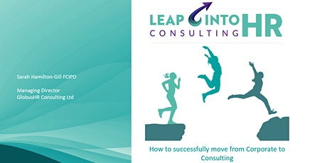 How to become an HR Consultant tickets