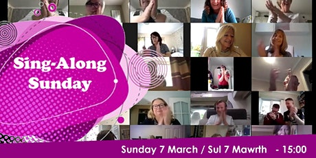 Sing Along Sunday - A Monthly Sing-Along with Iori Haugen tickets