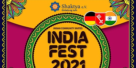 6th India Fest- 2021 Tickets