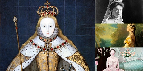 'Clothes Make the Queen: The Linchpin of Beauty, Royalty, & Power' Webinar tickets