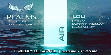Boat Party // Lucky Presents // Realms 'AIR' ft L.O.U tickets