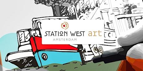 Urban sketching: teken je stad (4 sessies) tickets