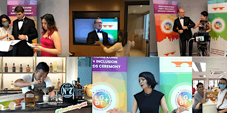 2021 Hong Kong LGBT+ Inclusion Gala tickets