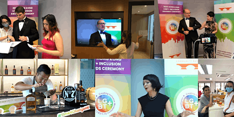 2021 Hong Kong LGBT+ Inclusion Gala tickets