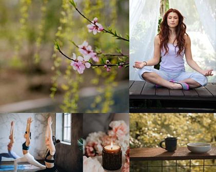 5 Days of Conscious Mornings: Online Yoga & Meditation to awaken your Being image