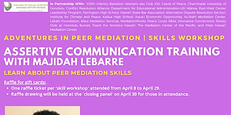 Assertive Communication Training | Skills Workshop tickets