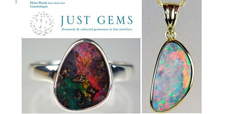 Opals with Helen Plumb via Zoom tickets