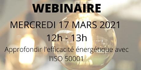 Approfondir l'efficacité énergétique avec l'ISO 50001 billets