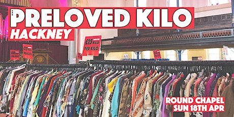 Hackney Preloved Vintage Pop Up Store tickets