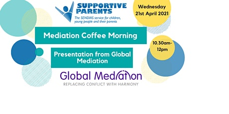 Mediation Coffee Morning tickets