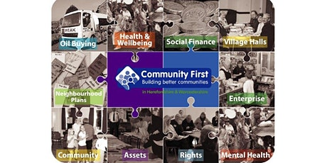 Community First AGM 2021 tickets