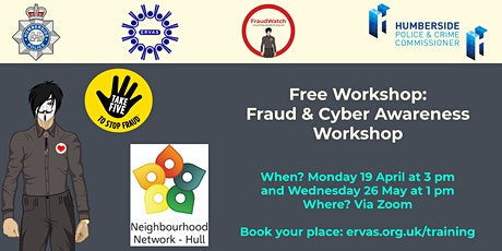 Fraud & Cyber Awareness Webinar tickets