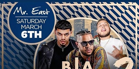 Back To 3 Saturdays All Star Weekend Edition At Mister East tickets