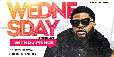 Iconic Wednesdays Houston tickets